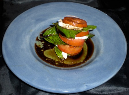 Caprese them up against the mattress