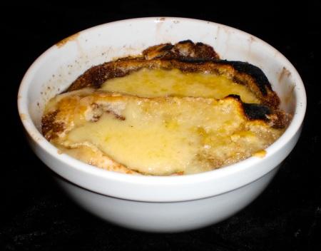 Taste me soup, Vive la France!