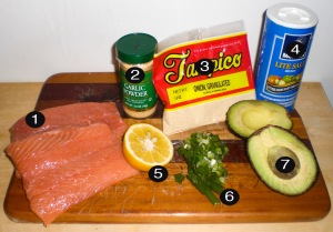 salmon-avocado-butter-prep