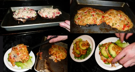 stuffed-portobello-bake