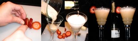 bellini-strawberries-pour