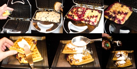 blueberry-waffles-cook-condiments