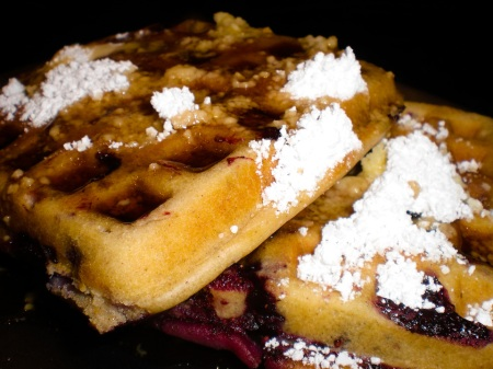 There ain't nothing awful about these waffles
