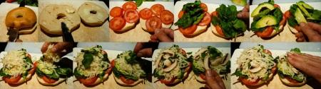 bagel-pizza-assemble