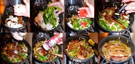sausage-n-peppers-veggies