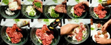 Spaghetti meatball mix