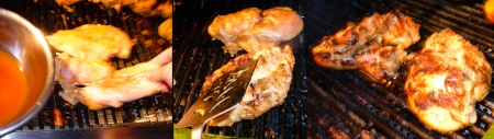 beercan chicken grill