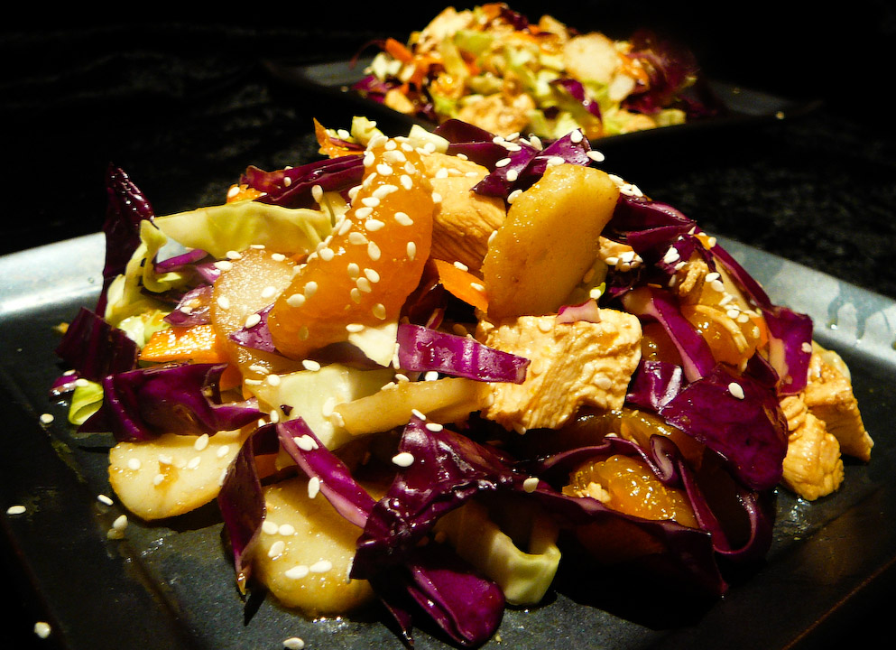 Cheeky Chinese Chicken Salad Recipe Cook To Bang Recipes To Get