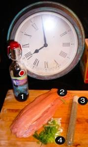 maple salmon prep
