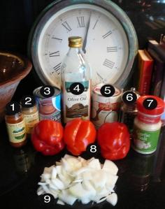 rep pepper soup prep