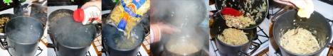 salmon pasta boil mix