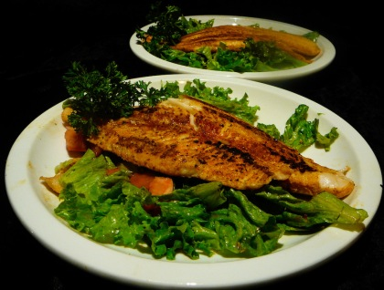 blackened catfish served 2