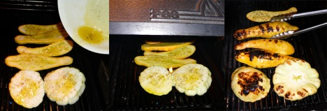 grilled squash grill