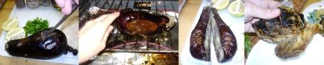 babaganoush eggplant
