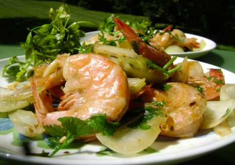 montreal shrimp served 2