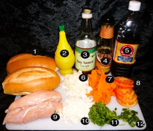 vietnamese chicken prep