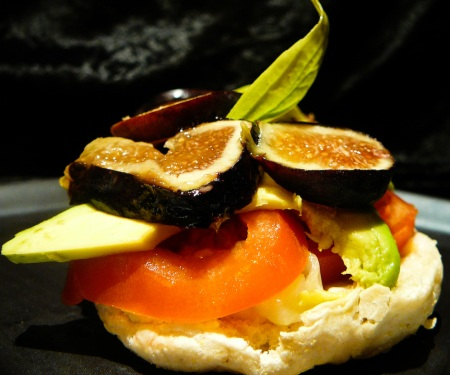 fig sinwich served