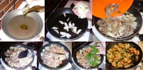 montreal shrimp saute
