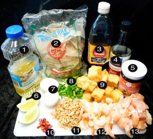 pad thai me up prep