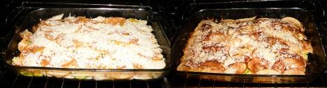 spicy squash casserole bake