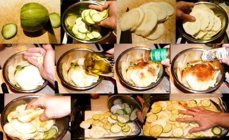 spicy squash casserole squashes